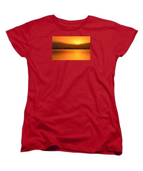 The Hour Is Golden Women's T-Shirt (Standard Cut)
