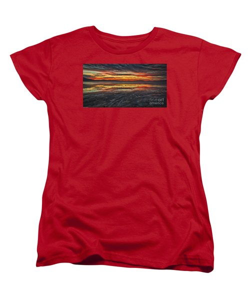 The Melting Pot Women's T-Shirt (Standard Cut) by Mitch Shindelbower