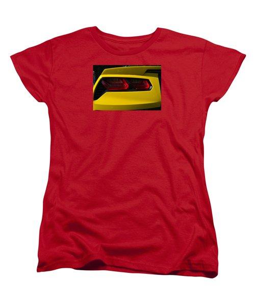 The New Round Women's T-Shirt (Standard Cut) by John Schneider