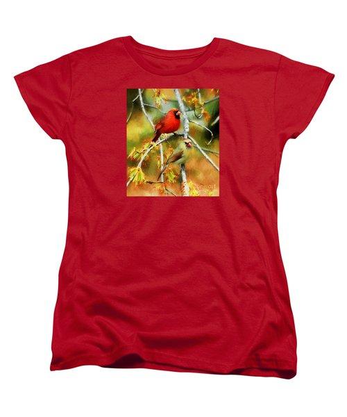 The Newlyweds Women's T-Shirt (Standard Cut) by Tina  LeCour