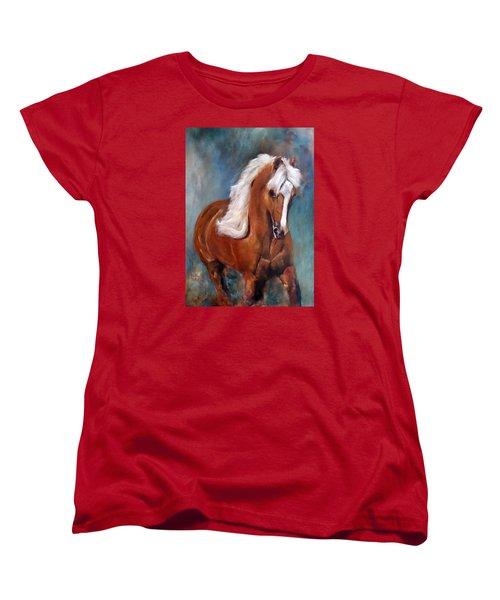 The Palomino 2 Women's T-Shirt (Standard Cut) by Barbie Batson