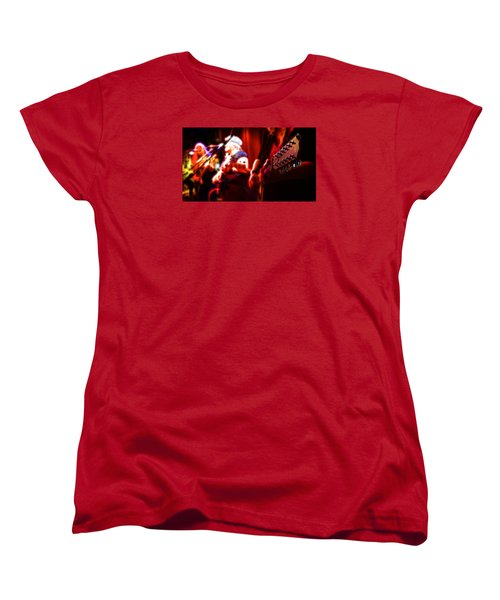 The Radiant Musicians Women's T-Shirt (Standard Cut) by Cameron Wood