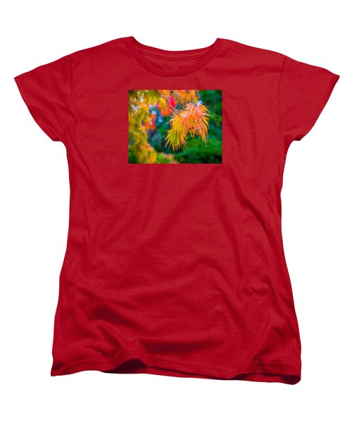 The Rainy Bunch Women's T-Shirt (Standard Cut) by Ken Stanback