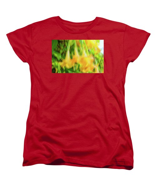 The Ringing Of Bells Women's T-Shirt (Standard Cut)