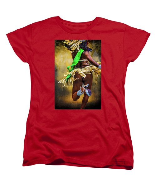 Women's T-Shirt (Standard Cut) featuring the photograph The Samba Dancer by Chris Lord