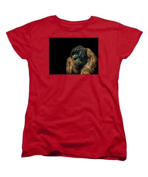The Sceptic Women's T-Shirt (Standard Cut)