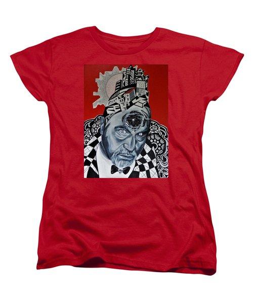 The Seer Women's T-Shirt (Standard Cut) by Yelena Tylkina