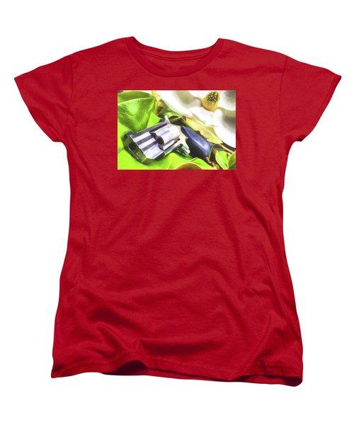The Southern Debutante  Women's T-Shirt (Standard Cut)