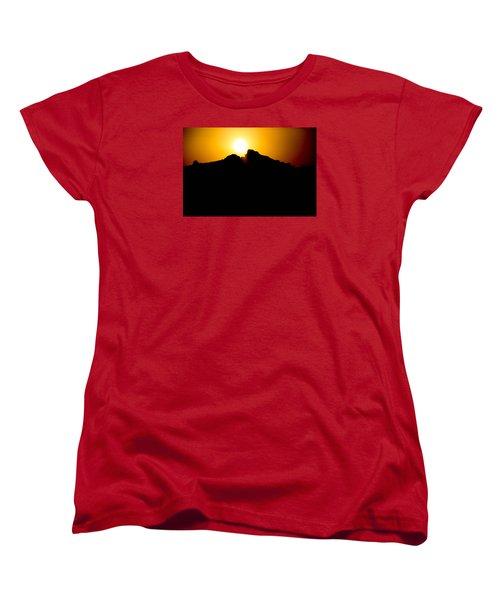 The Sun Feeds Me Women's T-Shirt (Standard Cut) by Jez C Self