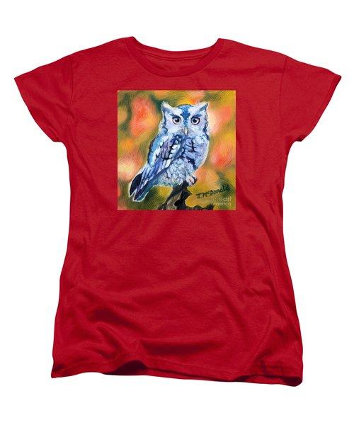 The Visitor Women's T-Shirt (Standard Cut)
