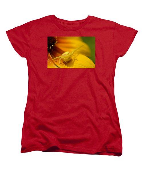 The Wait Women's T-Shirt (Standard Cut) by Janet Rockburn