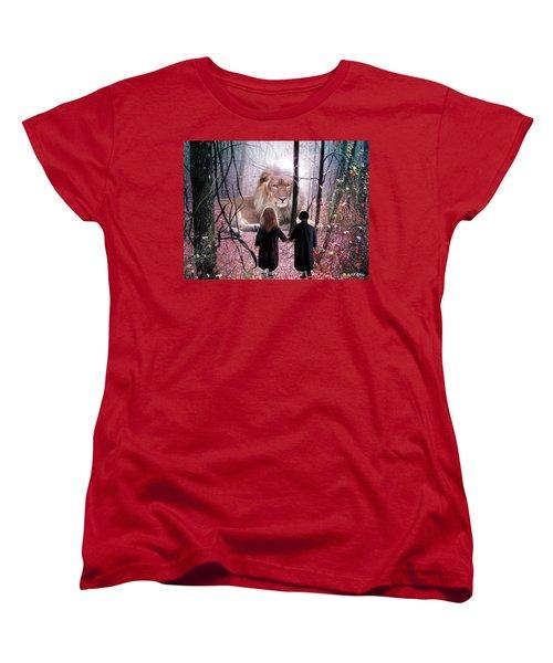 The Way Women's T-Shirt (Standard Cut) by Bill Stephens