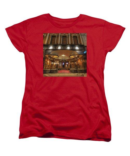 Women's T-Shirt (Standard Cut) featuring the photograph The Well by Nicholas Grunas