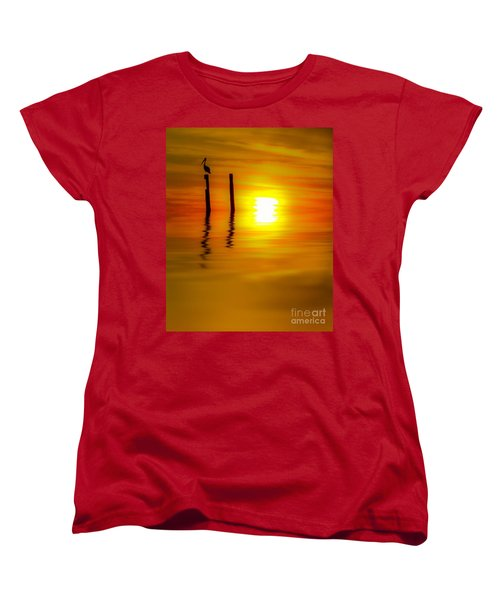 There Are Moments Women's T-Shirt (Standard Cut) by Kym Clarke