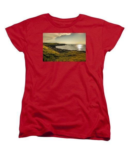 Thinking Sunset Women's T-Shirt (Standard Cut) by Will Burlingham