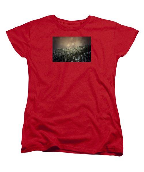 Third Breath  Women's T-Shirt (Standard Cut) by Mark Ross