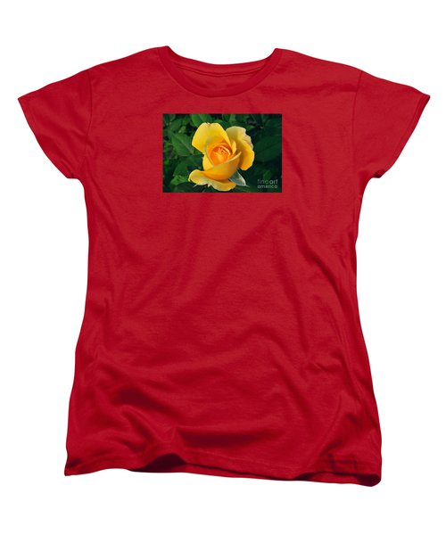 This Bud's For You Women's T-Shirt (Standard Cut) by Sandy Molinaro
