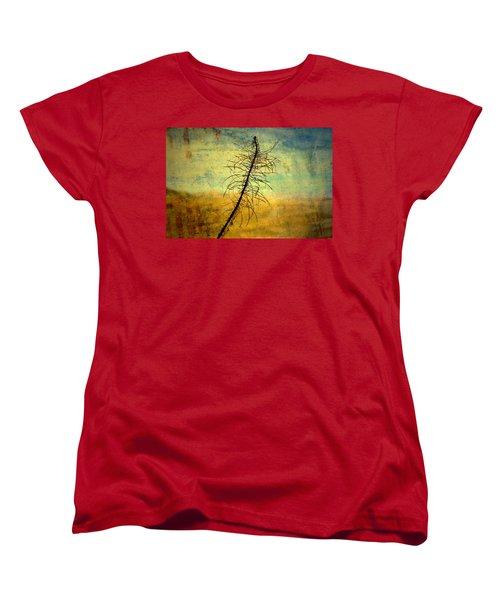 Thoughts So Often Women's T-Shirt (Standard Cut) by Mark Ross
