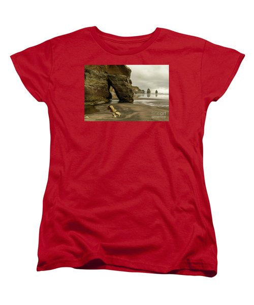 Three Sisters Women's T-Shirt (Standard Cut)