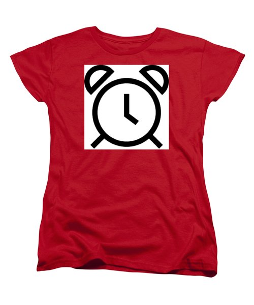 Tick Talk Women's T-Shirt (Standard Cut)