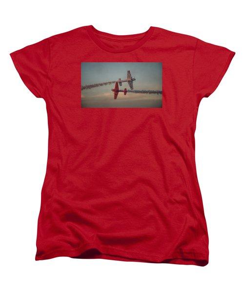 Tiger Yak 55 Women's T-Shirt (Standard Cut) by Dorothy Cunningham