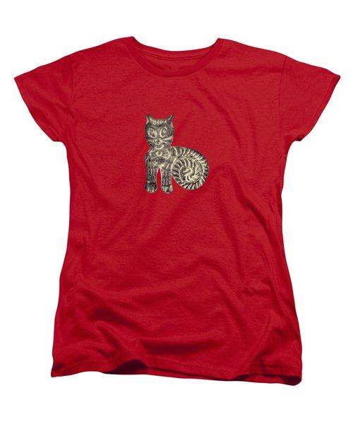 Tin Cat Women's T-Shirt (Standard Cut)