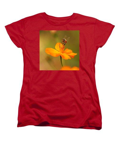 Tiny Dancer Women's T-Shirt (Standard Cut) by Marion Cullen