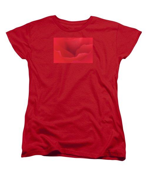 Women's T-Shirt (Standard Cut) featuring the photograph To My Love... by The Art Of Marilyn Ridoutt-Greene