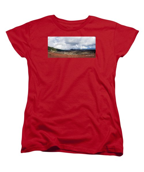 To The East Side Women's T-Shirt (Standard Cut) by Giuseppe Torre