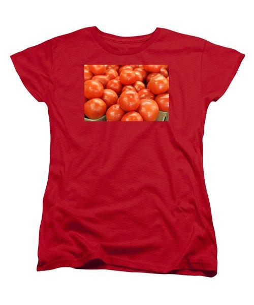 Tomatoes 247 Women's T-Shirt (Standard Cut)