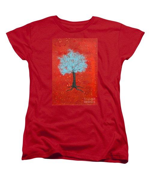 Nuclear Winter Women's T-Shirt (Standard Cut)