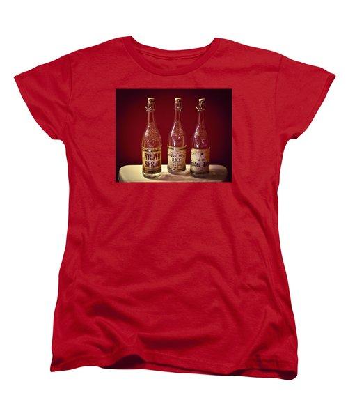 Truth Juice Women's T-Shirt (Standard Cut) by Susan Stone