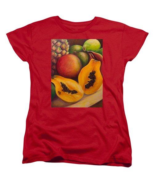 Twins Women's T-Shirt (Standard Cut)