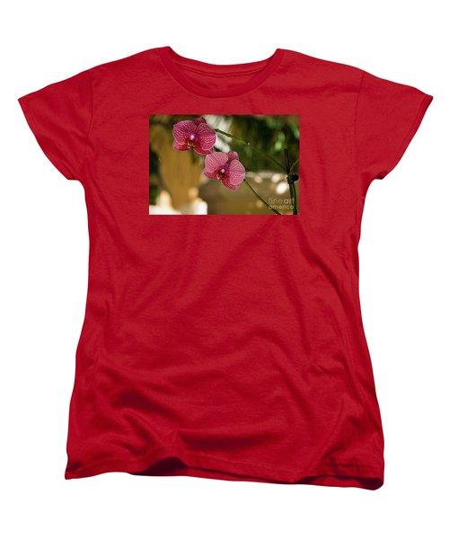 Two Friends Women's T-Shirt (Standard Cut) by Sandy Molinaro