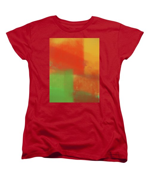 Undercover Women's T-Shirt (Standard Cut) by Dan Sproul