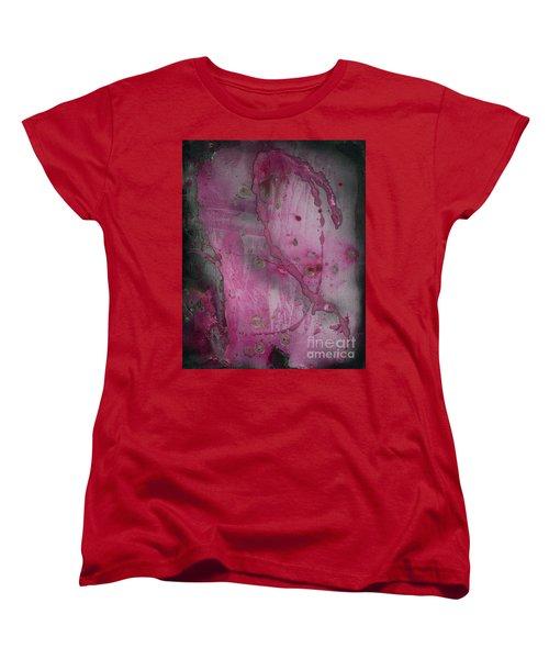 Universal Goddess 2 Of 3 Women's T-Shirt (Standard Cut) by Talisa Hartley
