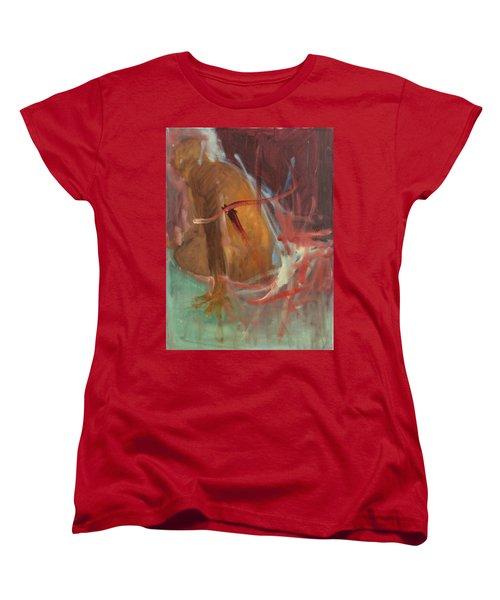 Unquiet Women's T-Shirt (Standard Cut) by Daun Soden-Greene