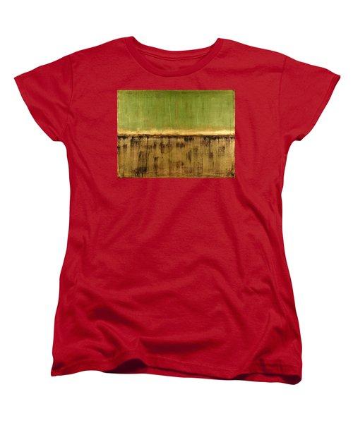 Untitled No. 12 Women's T-Shirt (Standard Cut) by Julie Niemela