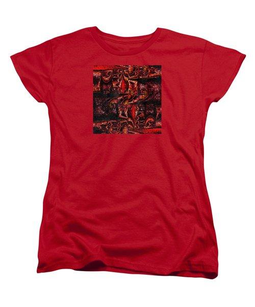 Untitled Women's T-Shirt (Standard Cut) by Richard Ortolano