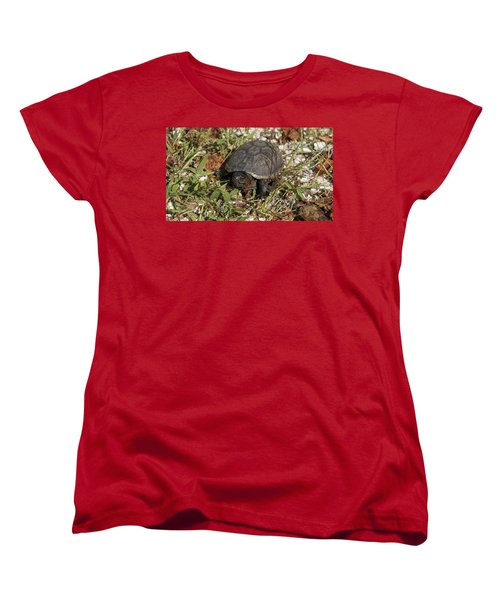 Up Close With Slow Women's T-Shirt (Standard Cut) by Charles Kraus