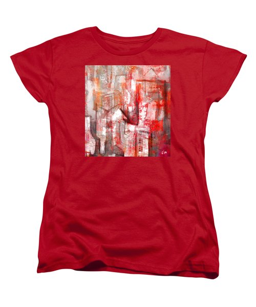 Urban #10 Women's T-Shirt (Standard Cut) by Kim Gauge