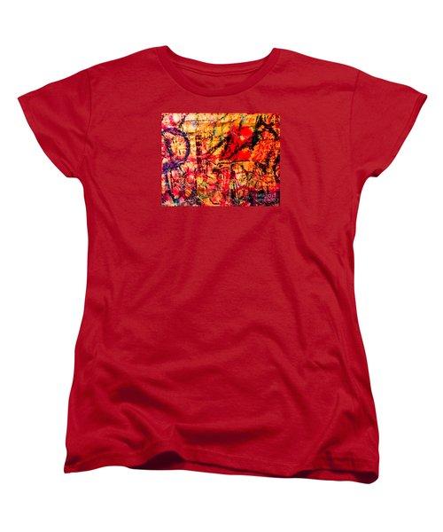 Urban Grunge One Women's T-Shirt (Standard Cut)