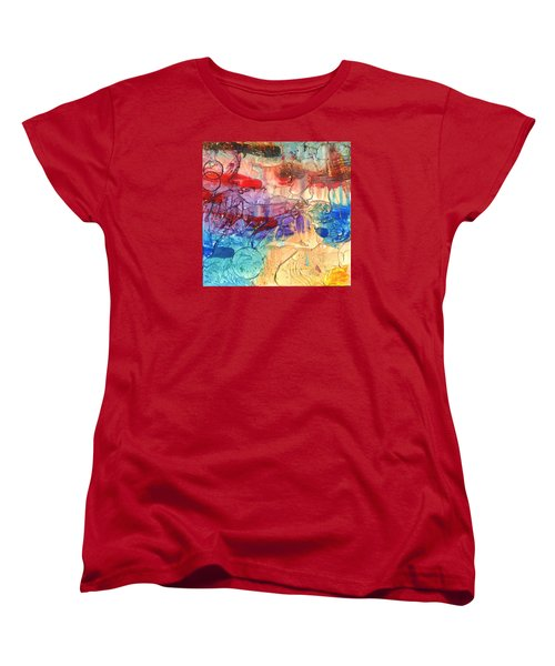 Vacation #2 Women's T-Shirt (Standard Cut) by Phil Strang