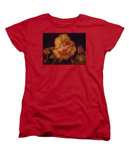 Valentine Rose 2 Women's T-Shirt (Standard Cut)
