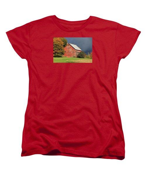 Vermont Farm Women's T-Shirt (Standard Cut)