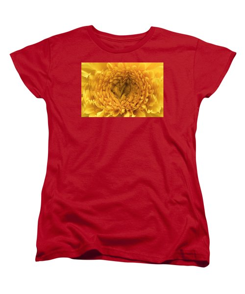 Women's T-Shirt (Standard Cut) featuring the photograph View Within by Shari Jardina