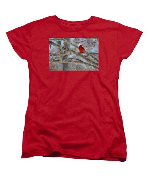Vincent Women's T-Shirt (Standard Cut) by Trish Tritz