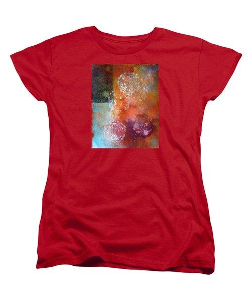 Vintage Women's T-Shirt (Standard Cut) by Theresa Marie Johnson