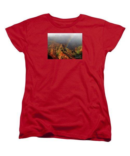 Waimea Canyon I Women's T-Shirt (Standard Cut) by Patricia Griffin Brett