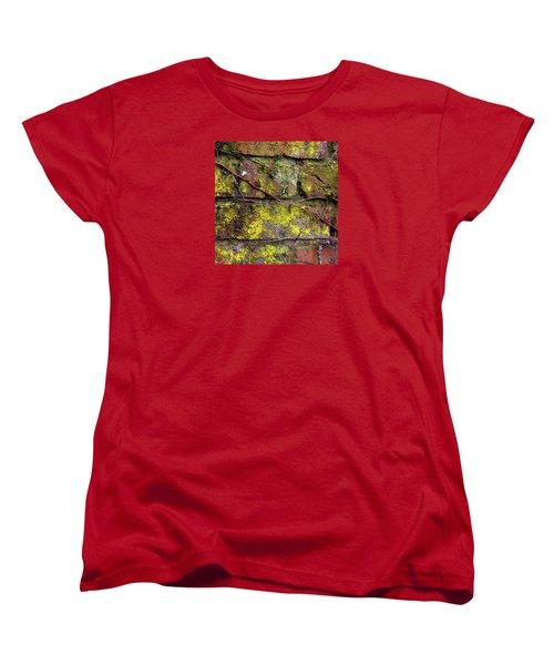 Wall Women's T-Shirt (Standard Cut) by Anne Kotan